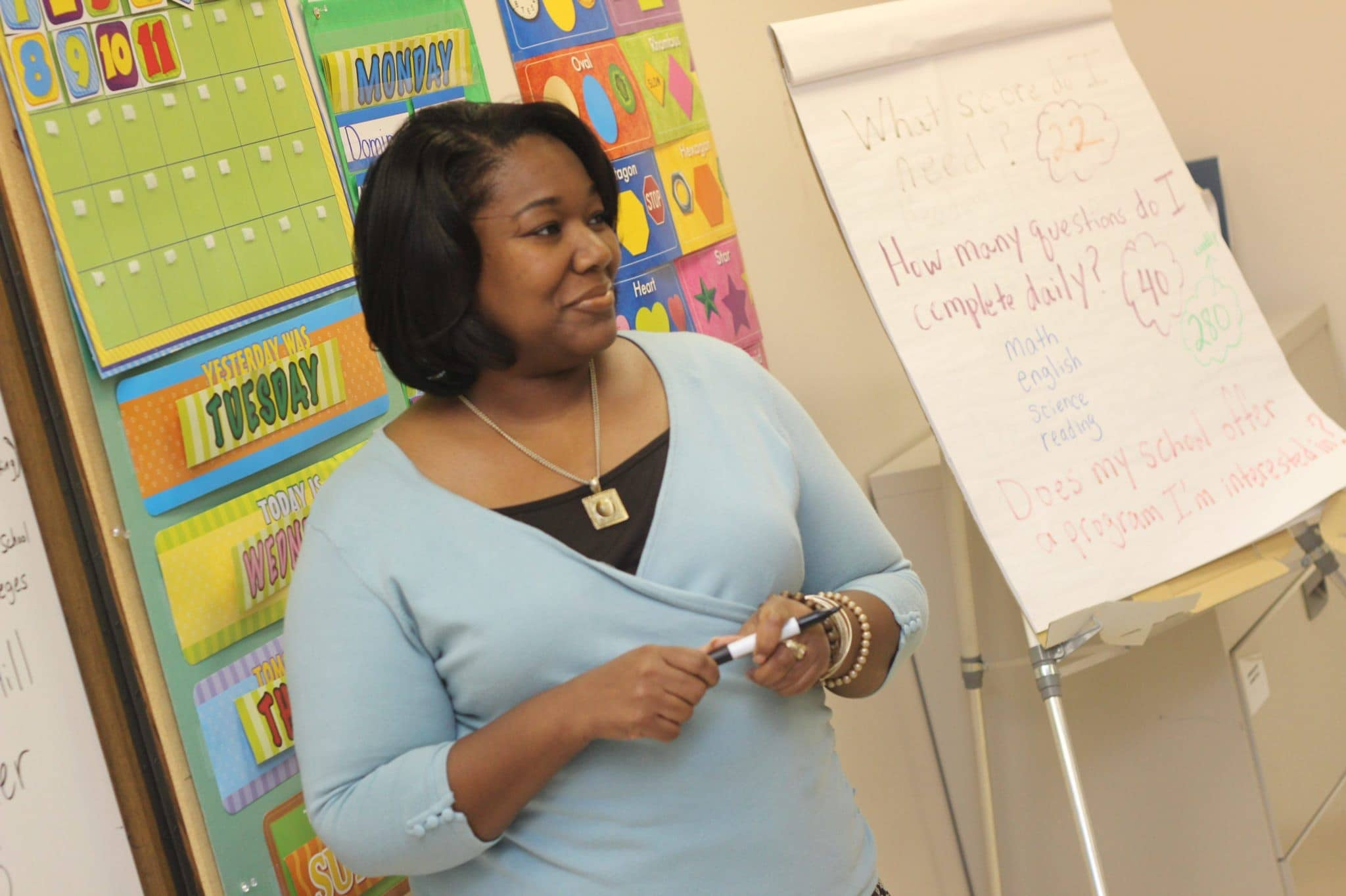 MVS educators learn and share at EdCamp